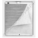 Композитный фильтр из углеродистой ткани для Philips AC4026