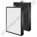 HEPA и угольный фильтр для Honeywell KJF450/KJ455F-PAC1022W
