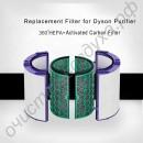HEPA-фильтр для очистителя воздуха Dyson TP00,TP03,TP02,AM1