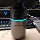 Портативный ультразвуковой USB мини-увлажнитель воздуха