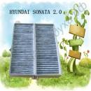 Салонный угольный фильтр 976193D000 для HYUNDAI Santa FE Traget