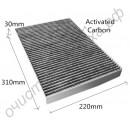 Салонный угольный фильтр 4M0819439A для AUDI A4 A5 Q5 Q7