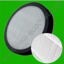 Универсальный круглый HEPA фильтр PM2.5 для воздухоочистителя