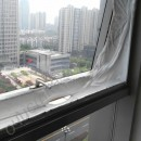 Герметичная ткань для уплотнения окон 4м