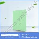 Хлопковый зеленый фильтр для AC4124 AC4002 AC4004 AC4012